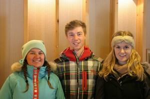 スキーガイド インストラクター 2013~2014