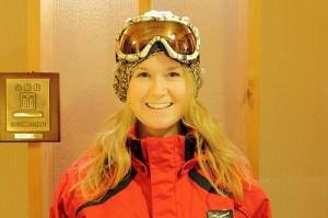 ソフィー スキーガイド インストラクター 2013~2014