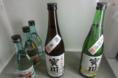 売店 田中酒造 日本酒 お酒