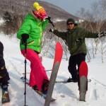 スキーシュー 2014