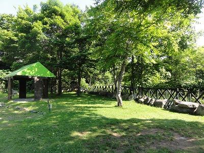 朝里川オートキャンプ場