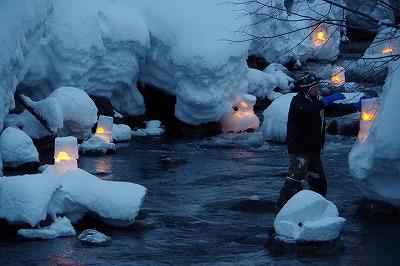 雪あかりの路 2015 スタッフ
