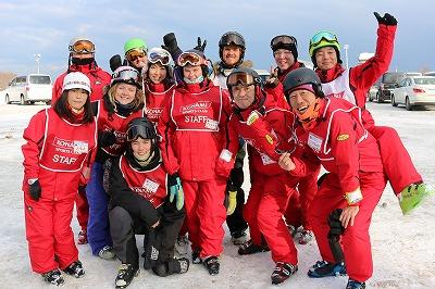 スキースクール イントラ2015-2