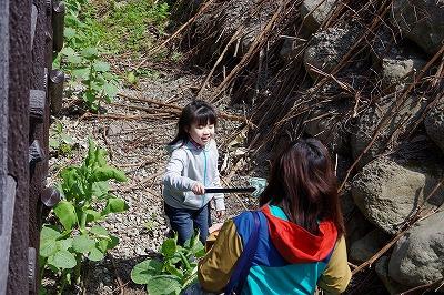 朝里川クリーンアッププロジェクト 作業3