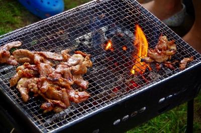 お客様 キャンプ バーベキュー 食材 肉