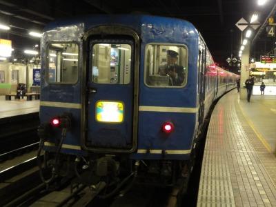 列車 JR 急行はまなす