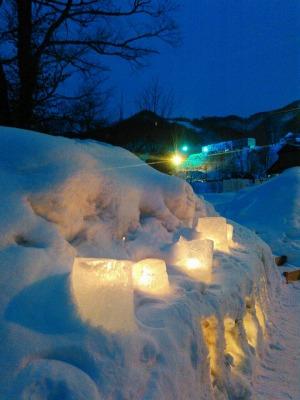 Snow Light Village 雪あかり 朝里川 2016