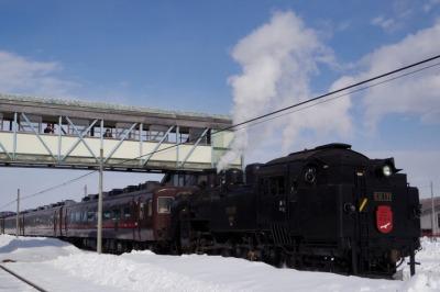 SL列車 湿原号 北海道観光