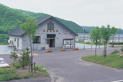 朝里ダム記念館