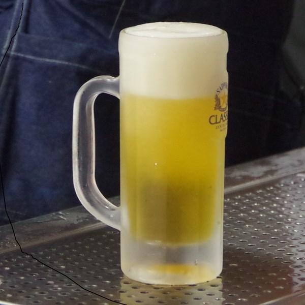生ビール ジョッキ イメージ
