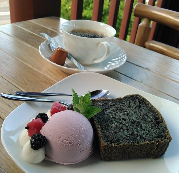 椿庵 小樽 カフェ