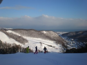 Asari ski area